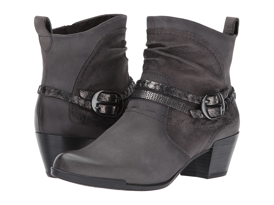 Tamaris Ocimum 1-1-25358-29 (Anthracite Combo) Women
