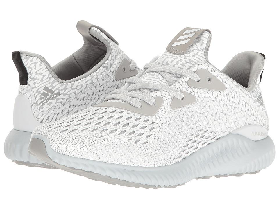 adidas Kids - Alphabounce (Big Kid) (Clear Grey) Kids Shoes