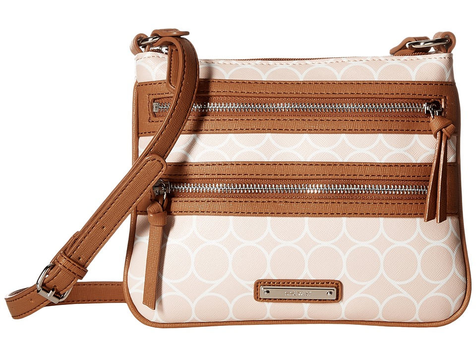 Nine West - Minnie (Cameo Rose/Truffle) Handbags