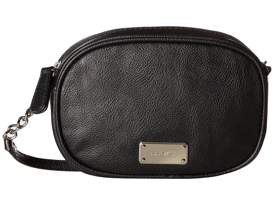 Nine West - Camera In (Black) Handbags