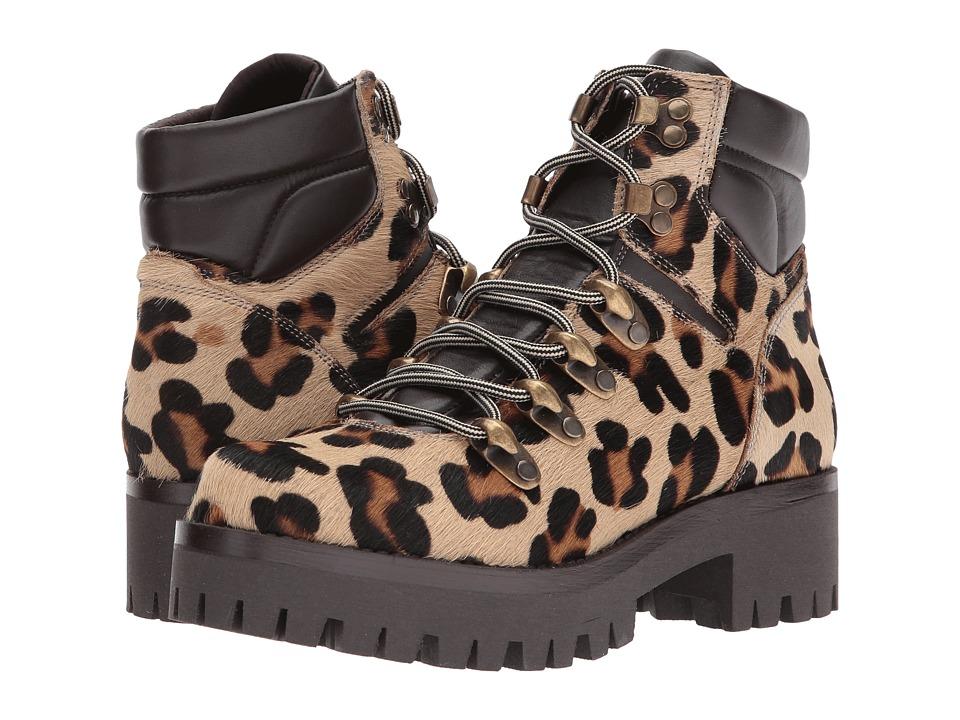 Shellys London Tulle Hiker Boot (Leopard) Women