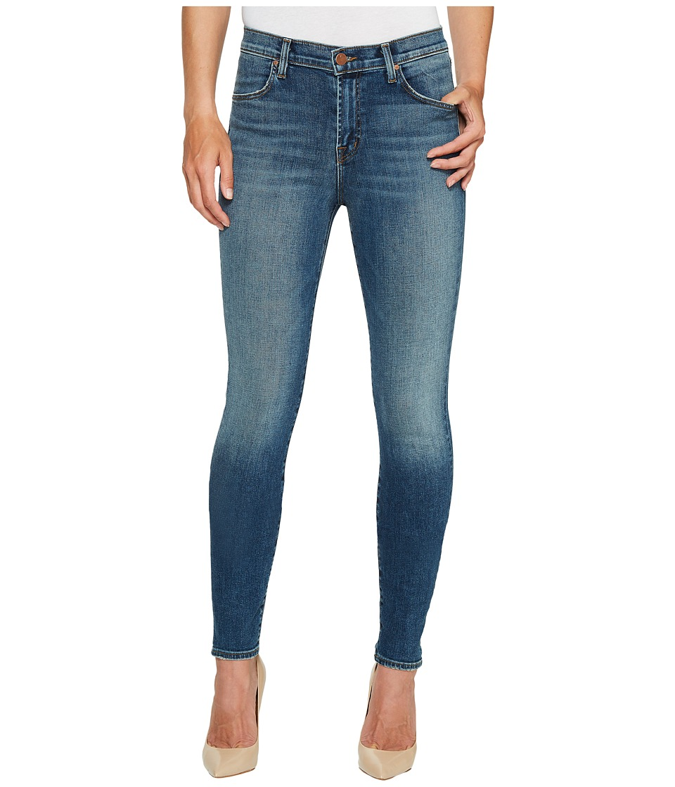 J Brand - Maria High-Rise Skinny in Enchant (Enchant) Women's Shorts