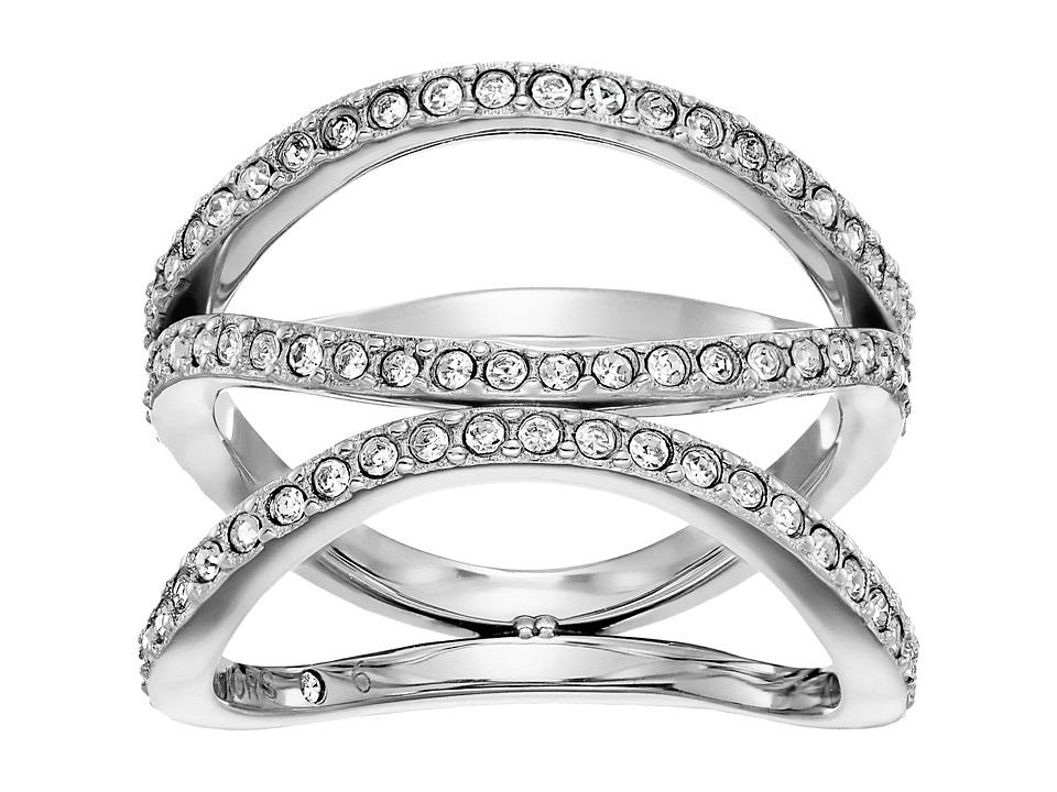 Michael Kors - Wonderlust Open Ring (Silver) Ring