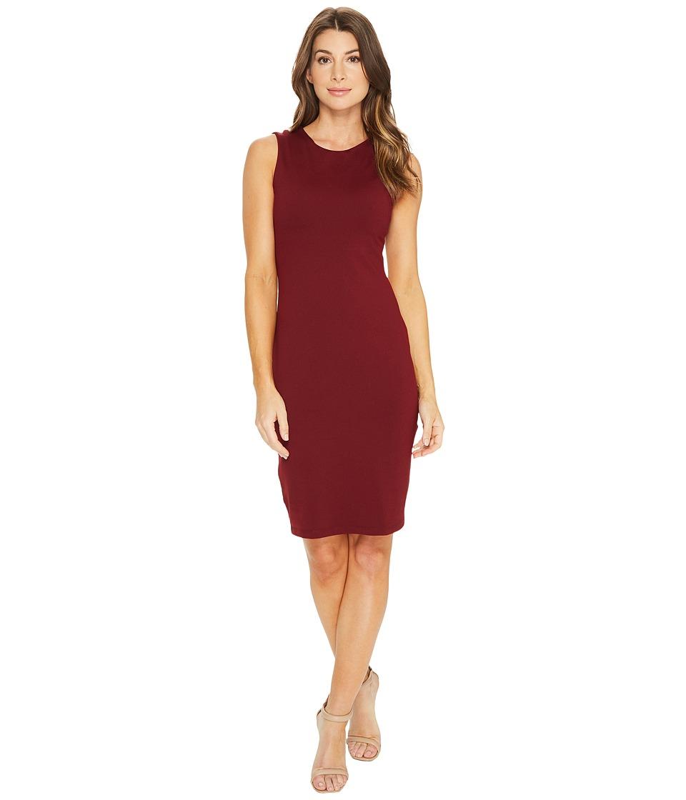 Susana Monaco - Scarlett Dress (Oxblood) Women's Dress