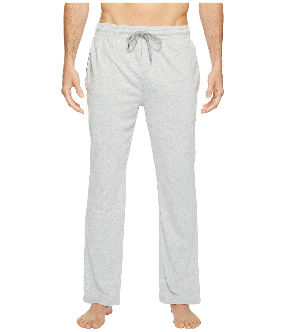 Kenneth Cole Reaction - Jersey Pants (Light Heather Grey) Men's Pajama