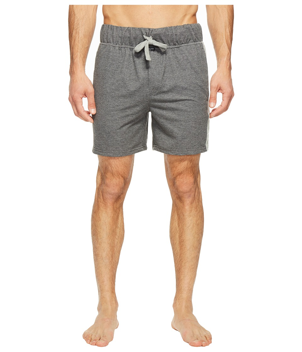 Kenneth Cole Reaction - French Terry Jam (Dark Heather Grey) Men's Pajama