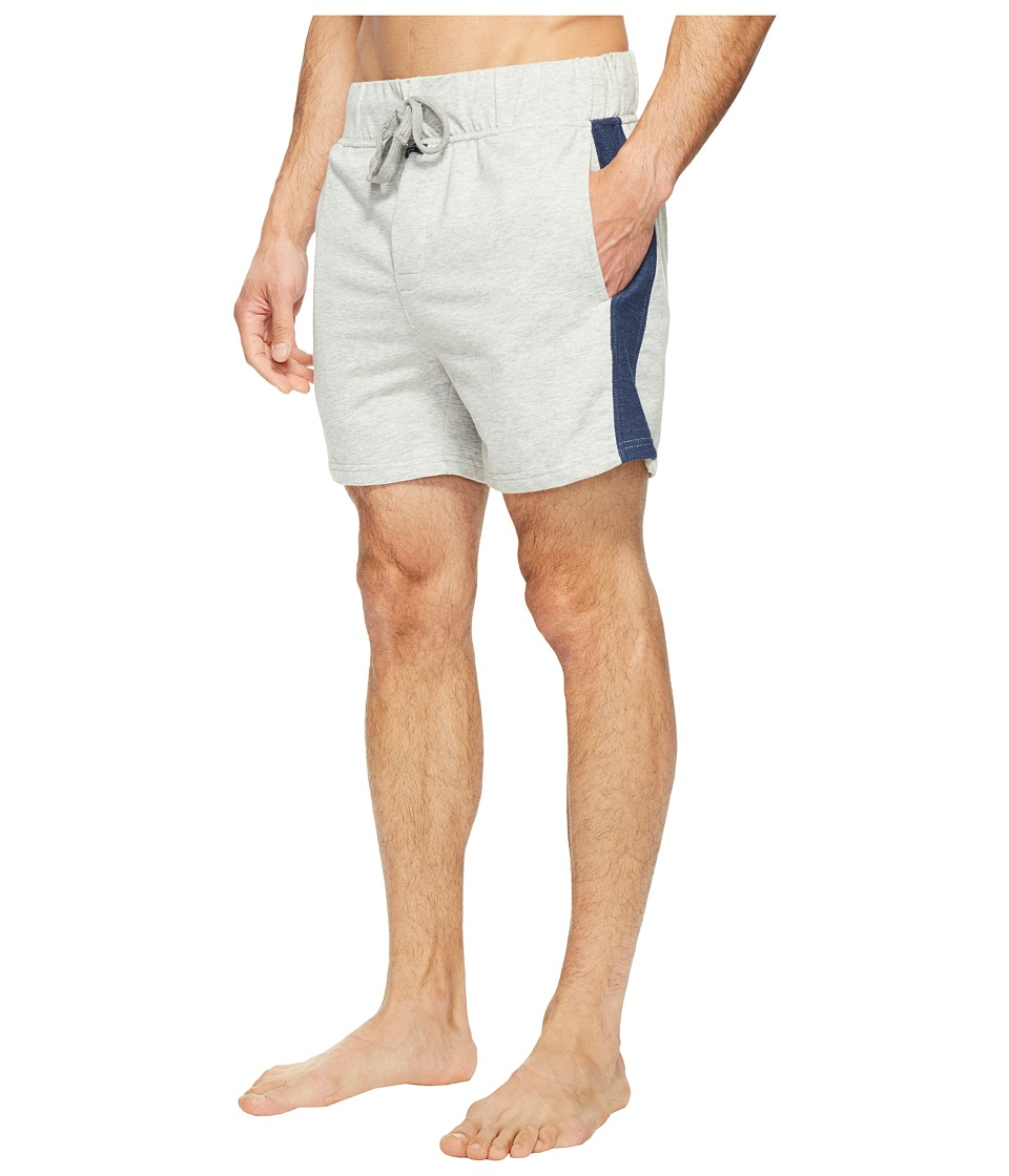 Kenneth Cole Reaction - French Terry Jam (Light Heather Grey) Men's Pajama