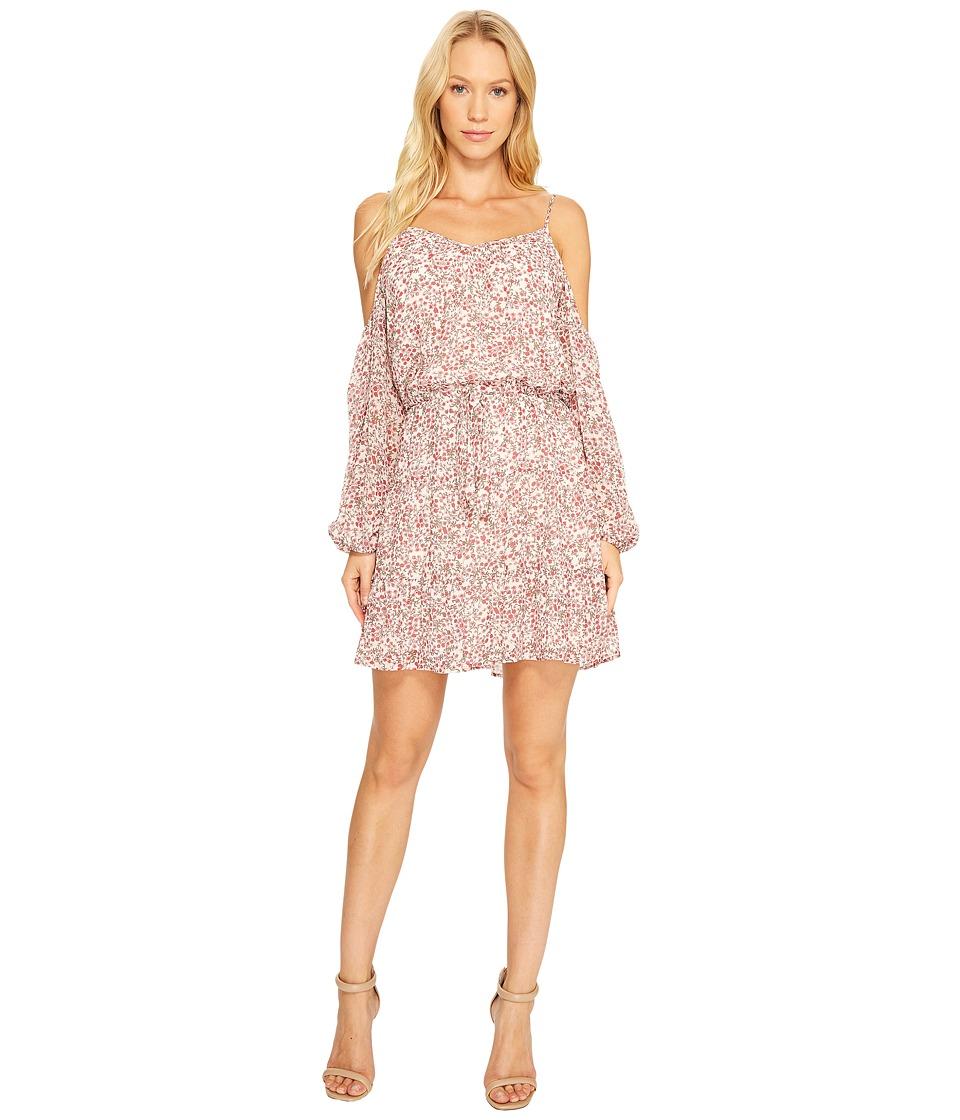 Paige Carmine Dress (Powderpuff Multi Woodstock Floral) Women