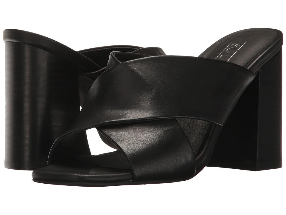 Sol Sana - Ginny Mule (Black) Women's Clog/Mule Shoes