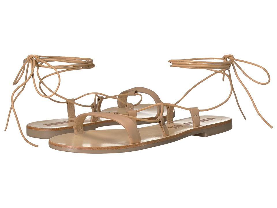 Sol Sana - Mia Sandal (Natural) Women's Sandals
