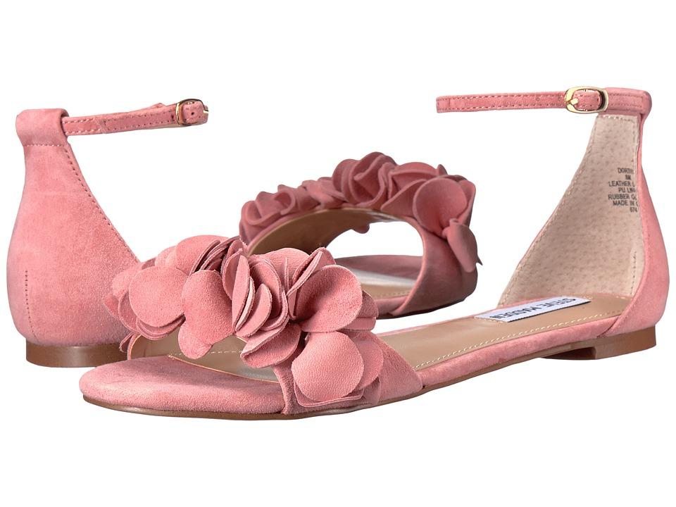 Steve Madden Dorthy (Pink Suede) Women