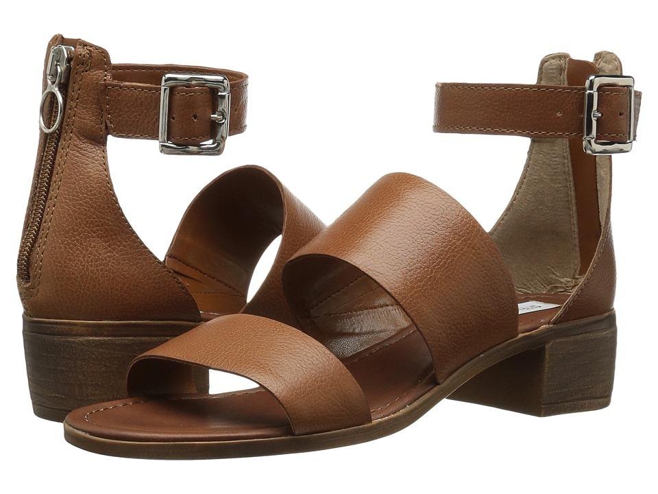 Steve Madden Daly (Cognac Leather) Women