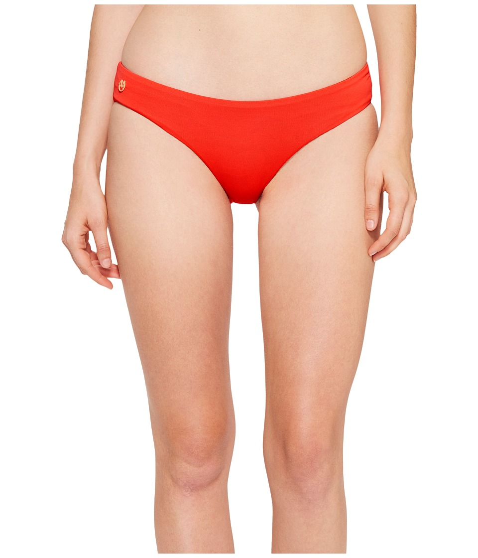 Maaji - Tulip Sublime Cheeky Cut Bottom (Red) Women's Swimwear