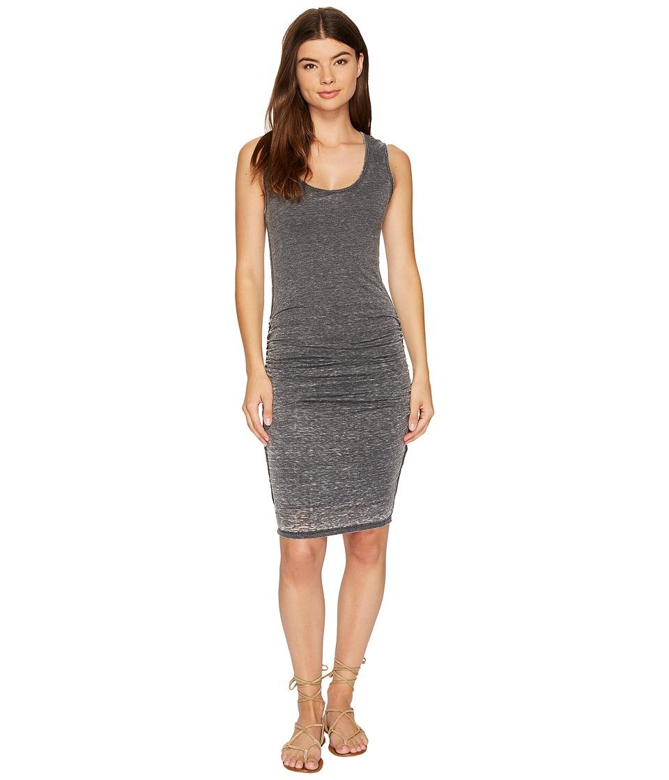 Rip Curl - Premium Surf Midi Dress (Charcoal) Women's Dress