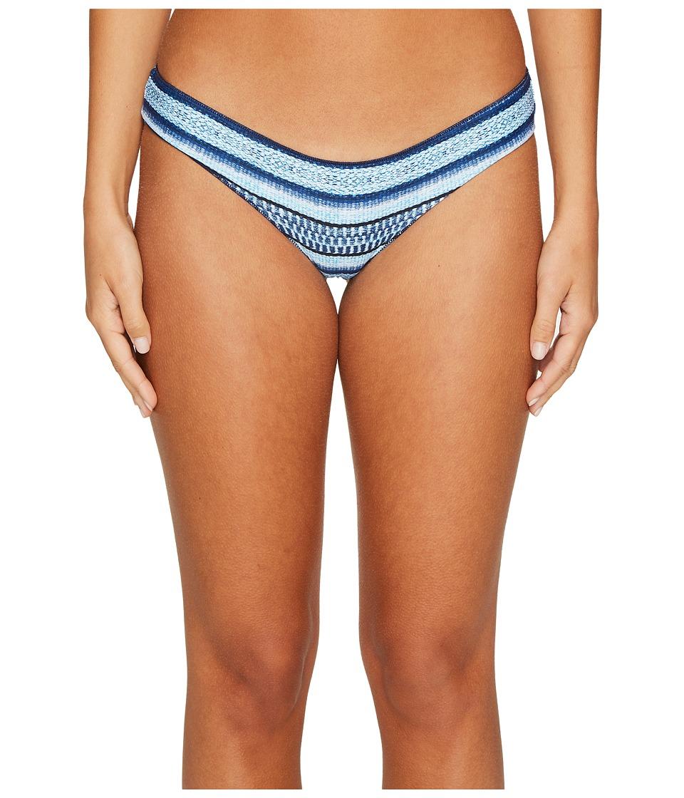 Rip Curl High Desert Hipster Bikini Bottom (Blue) Women