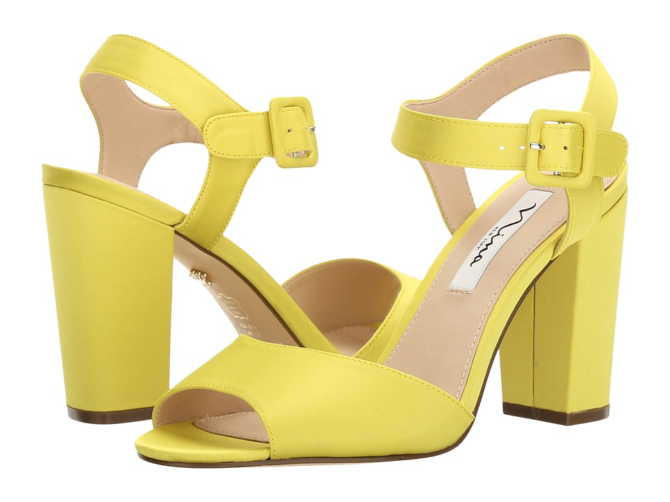 Nina - Shirley (Lemon-Lime) Women's Shoes