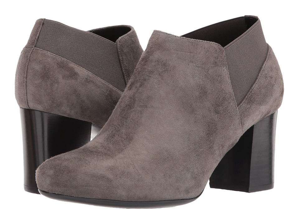 Vaneli - James (Grey Ecco Suede) Women's Shoes