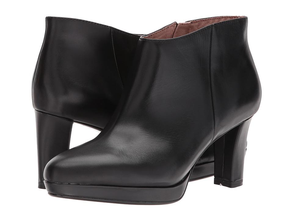 Tamaris Charline 1-1-25302-29 (Black Leather) High Heels
