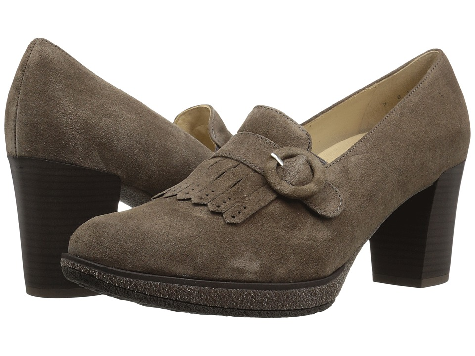Image of ara - Becky (Teak Suede) Women's Shoes