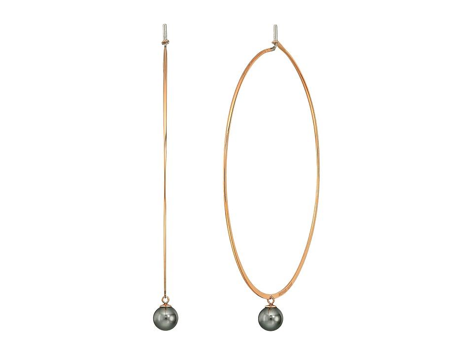 Michael Kors - Modern Classic Pearl Hoop