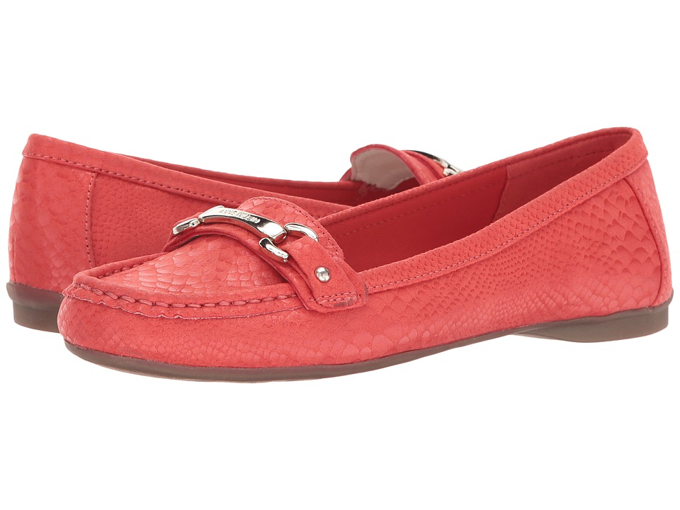 Anne Klein - Kolleen (Coral/Coral Fabric) Women's Shoes