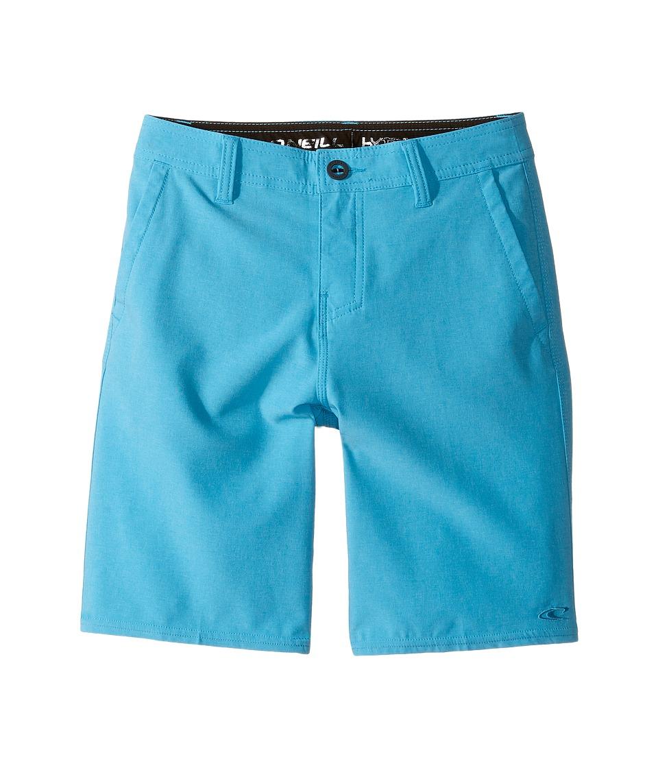 O'Neill Kids - Loaded Heather Hybrid Shorts (Big Kids) (Light Heather Blue) Boy's Shorts