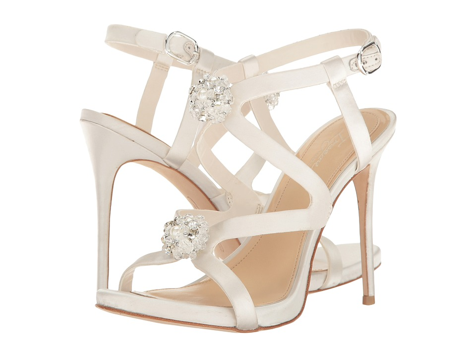 Imagine Vince Camuto Daija (Ivory Deluxe Satin) Women
