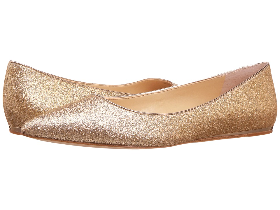 Imagine Vince Camuto - Genesa (Champagne/Soft Gold Ombre Fine Glitter) Women's Shoes