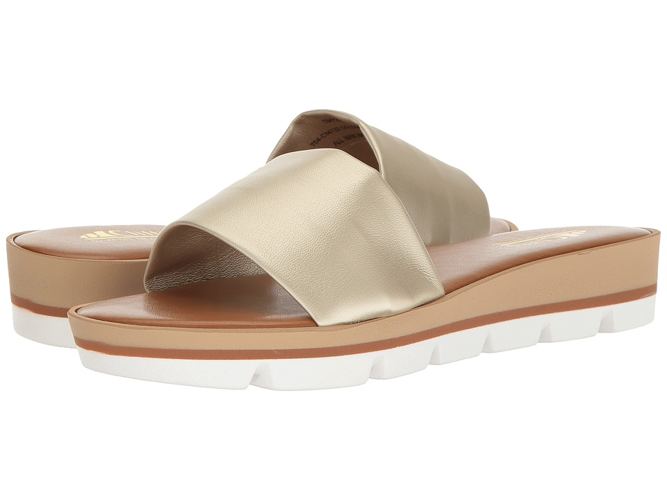 White Mountain - Colleen (Gold) Women's Shoes