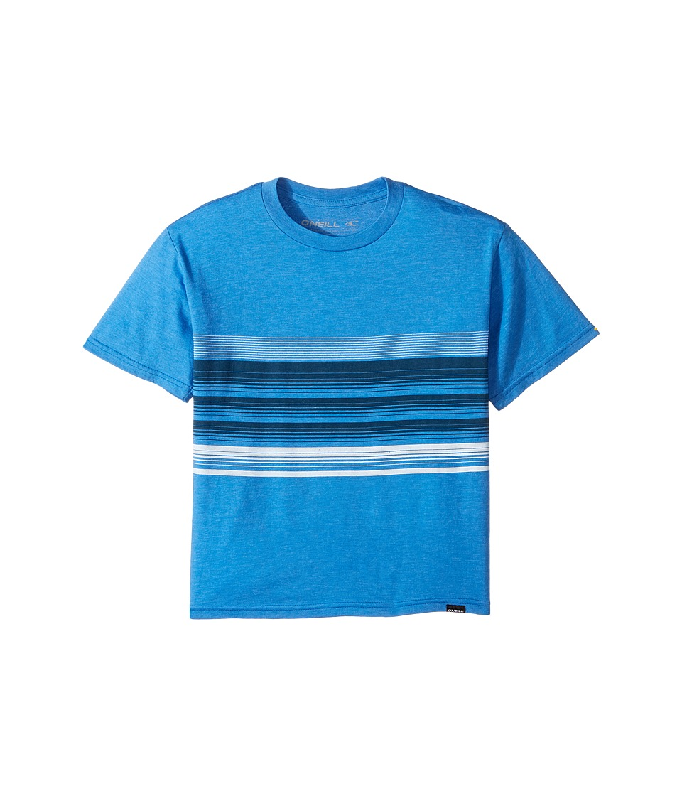 O'Neill Kids - Lennox Short Sleeve Screen T-Shirt (Big Kids) (Royal) Boy's T Shirt