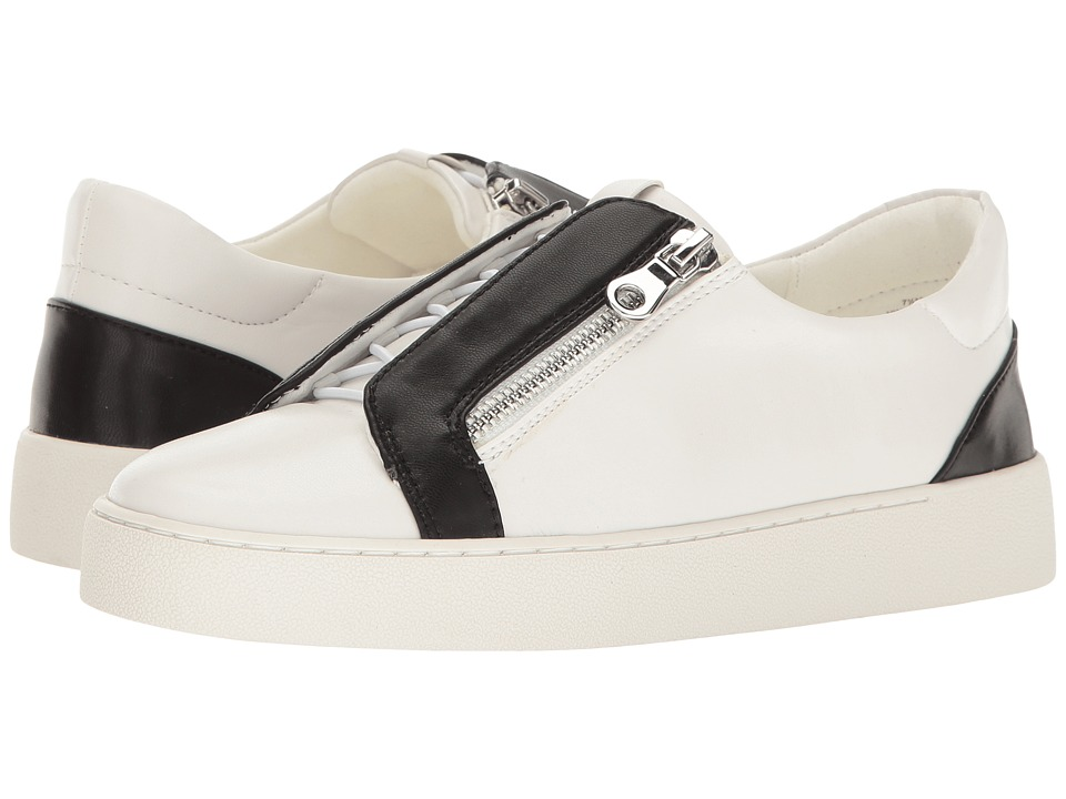 Nine West - Philip (White/Black) Women's Shoes