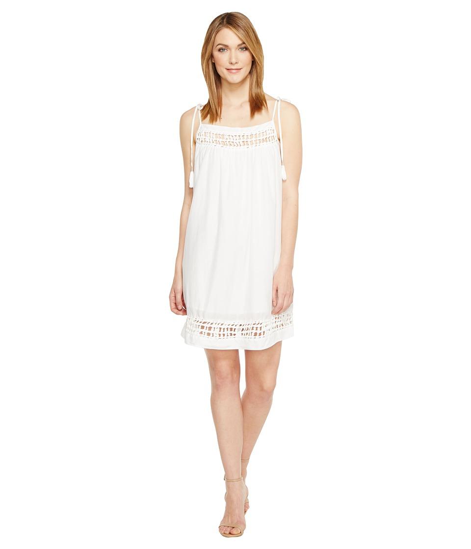 Joe's Jeans - Layla Dress (White Lawn) Women's Dress