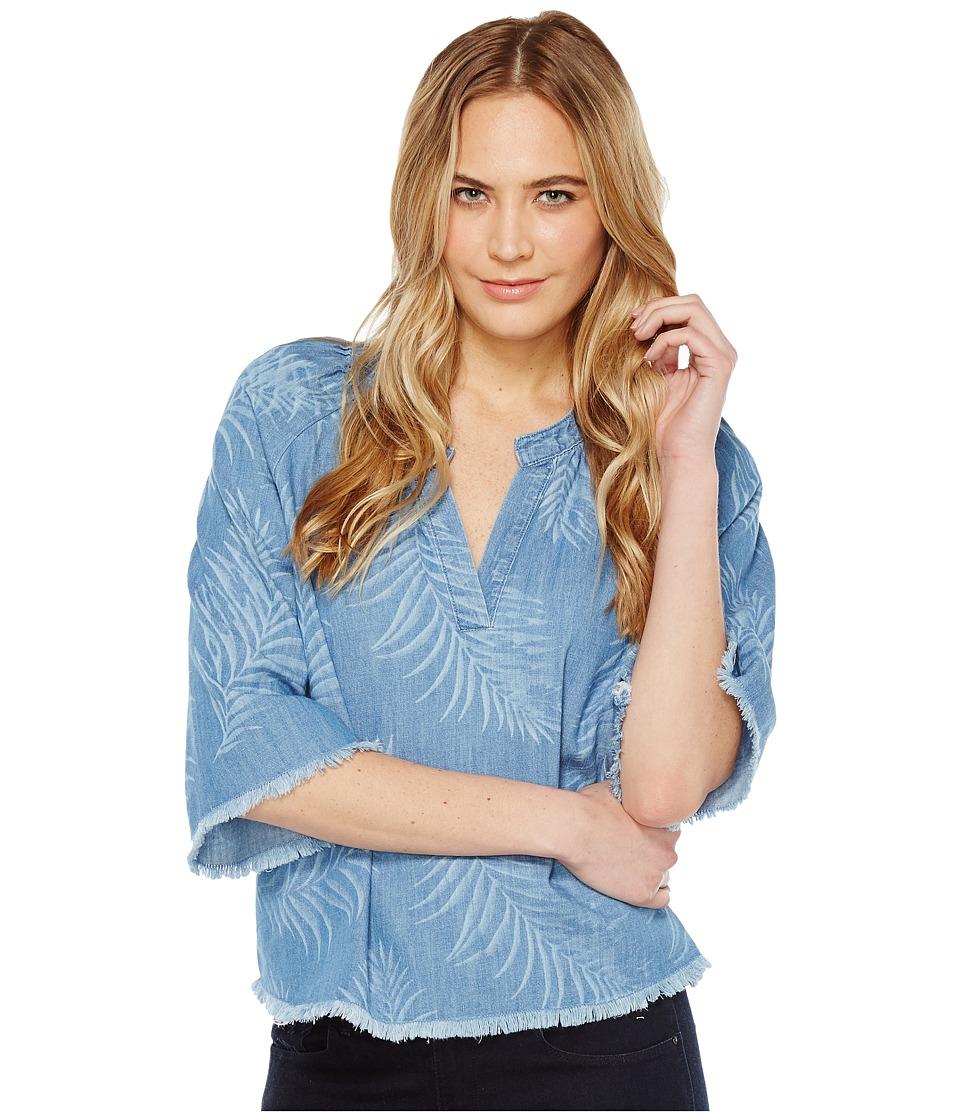 Joe's Jeans - Kailani Blouse (Medium Stonewash) Women's Blouse