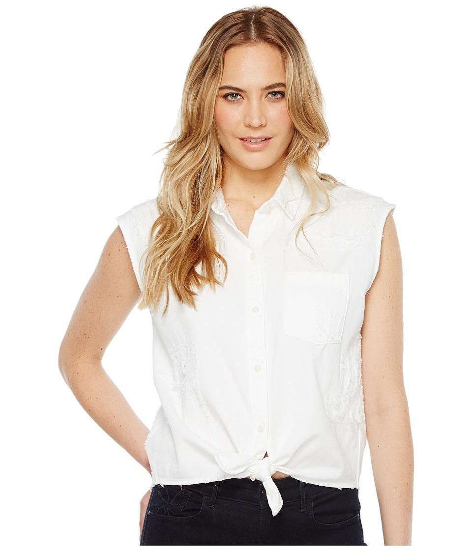 Joe's Jeans - Vivian Shirt (White Lawn) Women's Clothing