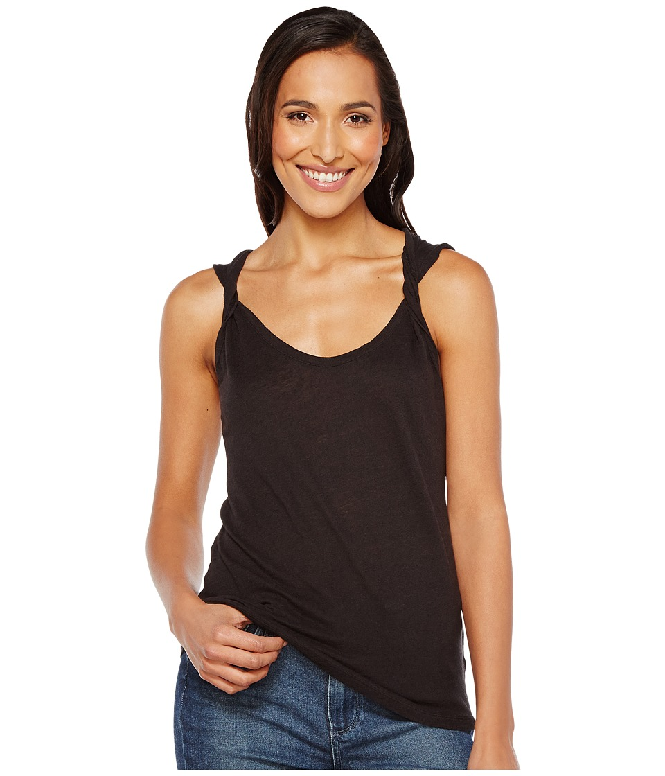 Joe's Jeans - Ula Tee (Black) Women's T Shirt