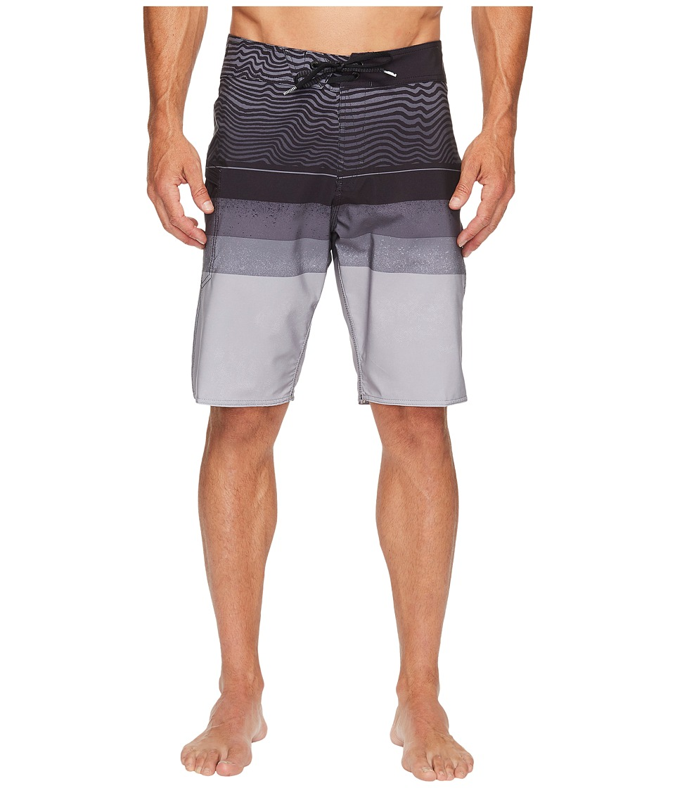Volcom - Lido Liney Mod 21 Boardshorts (Stealth) Men's Swimwear