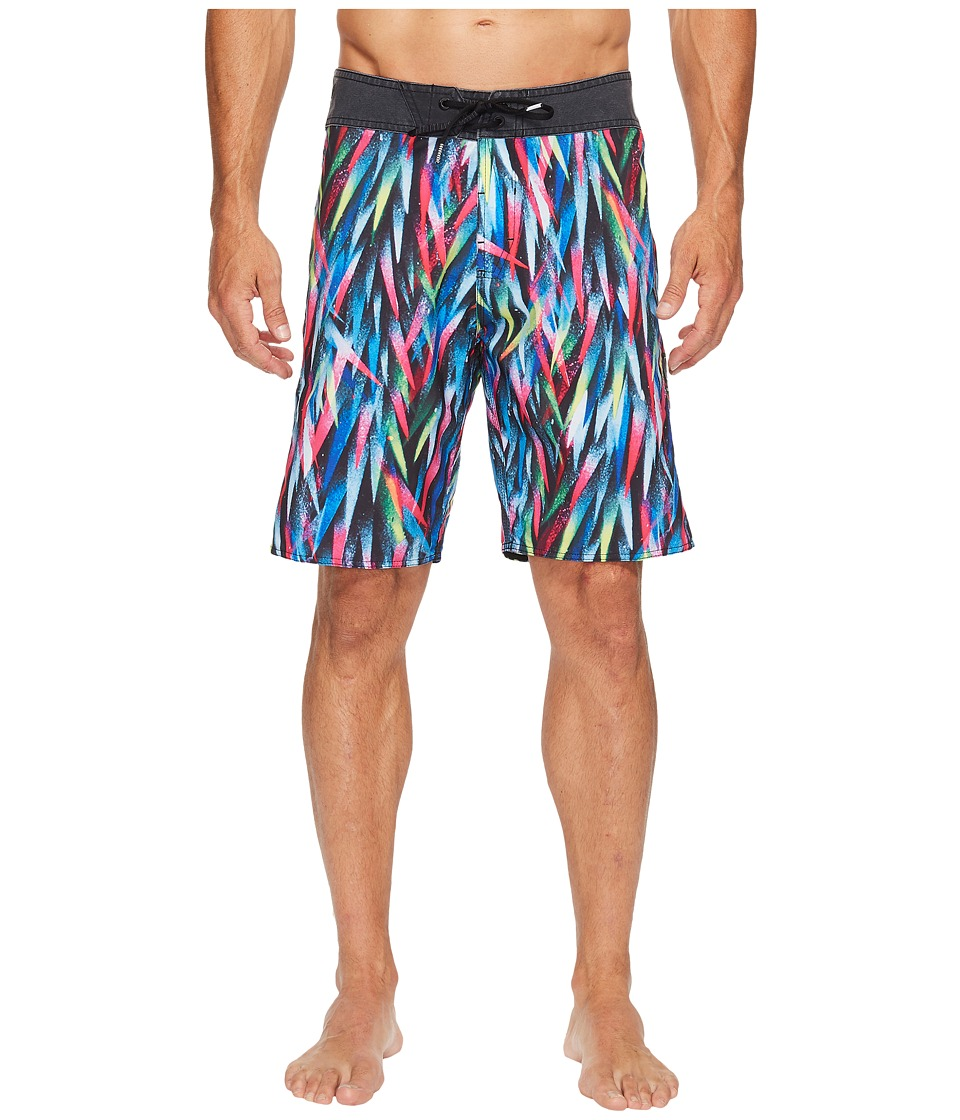 Volcom - Pangeaseed Vexta Mod Boardshorts (Multi) Men's Swimwear