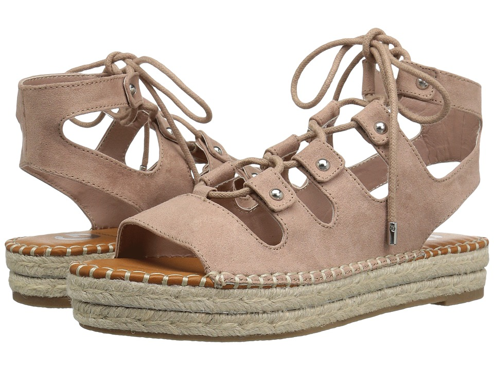 G by GUESS Keeny (Blushy Camoscio Suede) Women