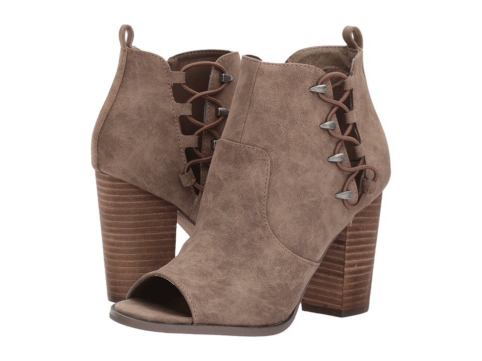 G by GUESS Poxing2 (Mushroom Distressed Suede) Women