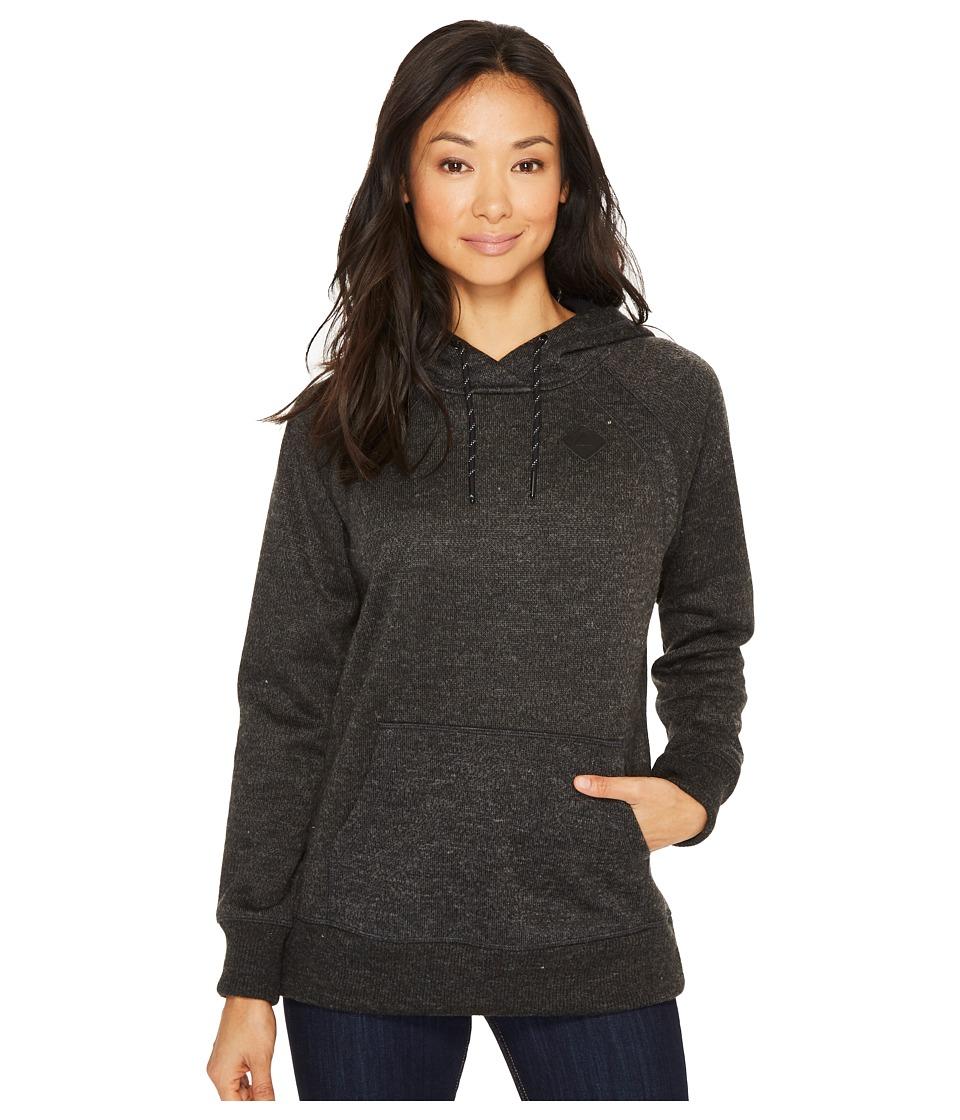 Burton Heron Pullover Hoodie (True Black Sweater) Women