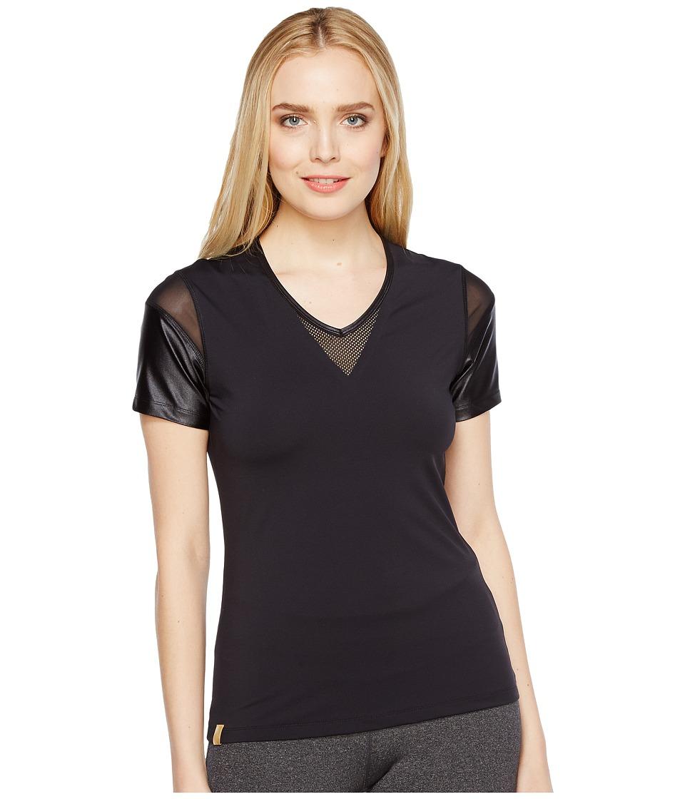 Monreal London - Desert Tee (Black) Women's T Shirt