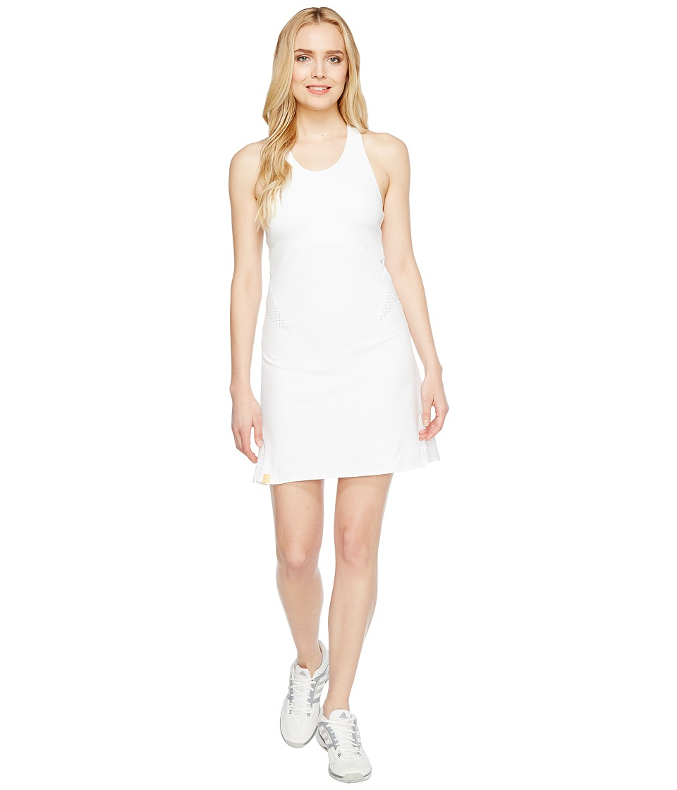 Monreal London - Ace Dress (White) Women's Dress
