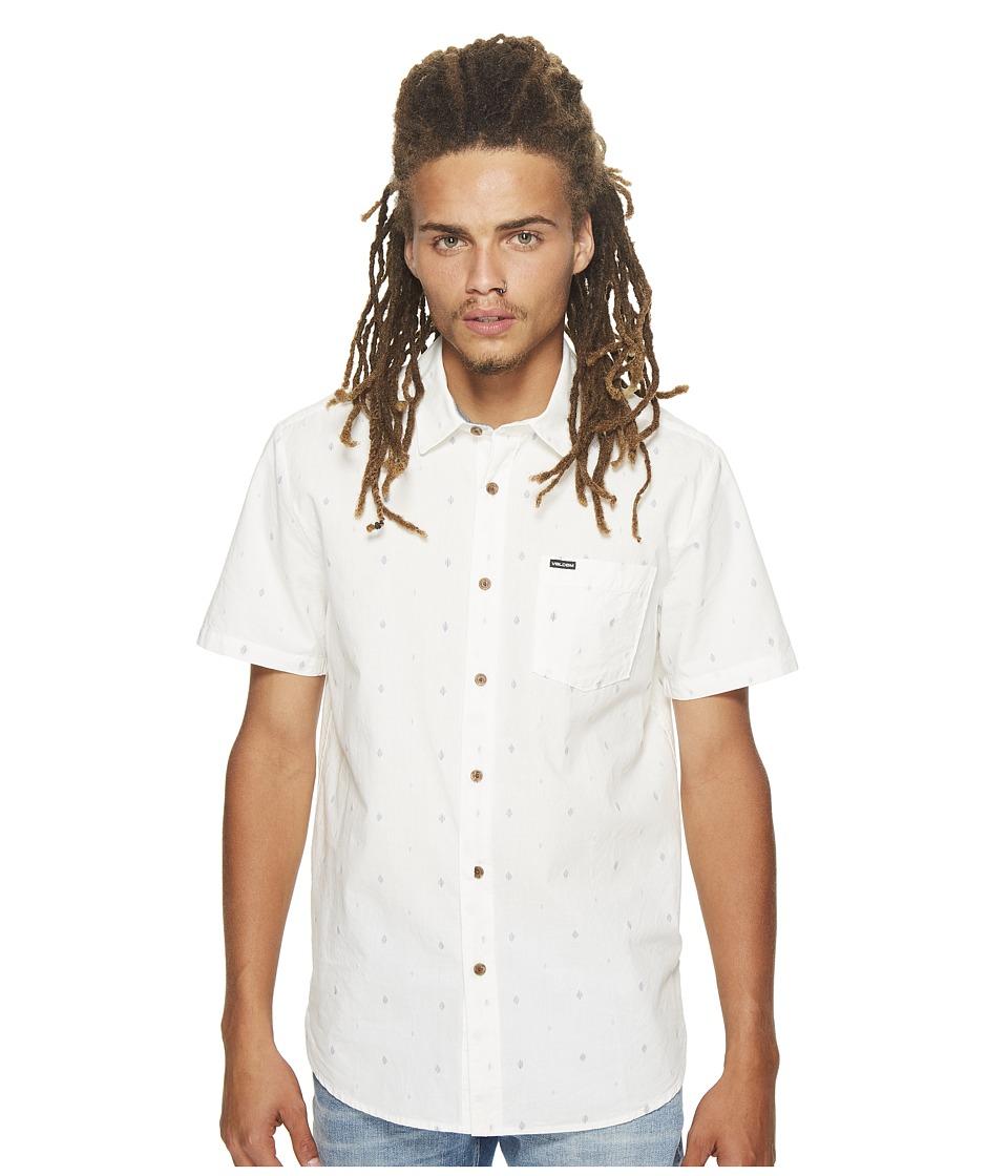 Volcom - Interlude Shirt (Cloud) Men's Clothing