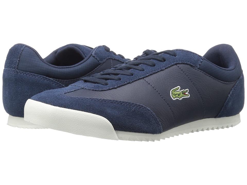 Lacoste - Romeau 416 1 (Navy) Men's Shoes