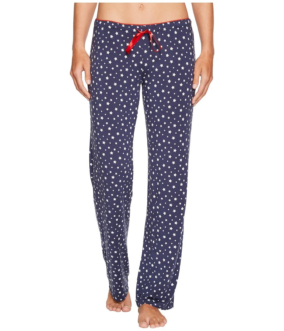 P.J. Salvage - All-American Star Pants (Navy) Women's Pajama