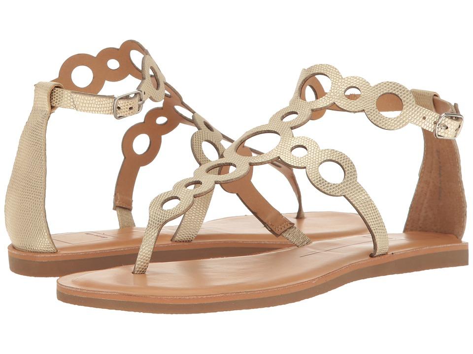 Dolce Vita - Janice (Gold Stella) Women's Shoes