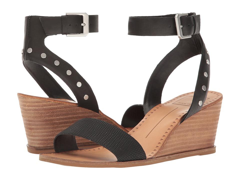 Dolce Vita - Laki (Black Leather) Women's Shoes