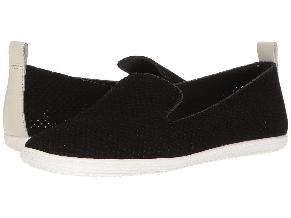 Dolce Vita - Sari (Black Suede) Women's Shoes