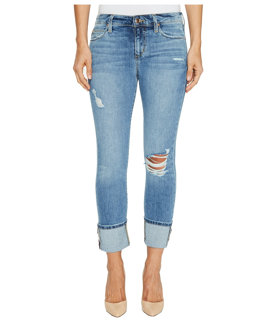 Joe's Jeans - Clean Cuff Crop in Torrance (Torrance) Women's Jeans