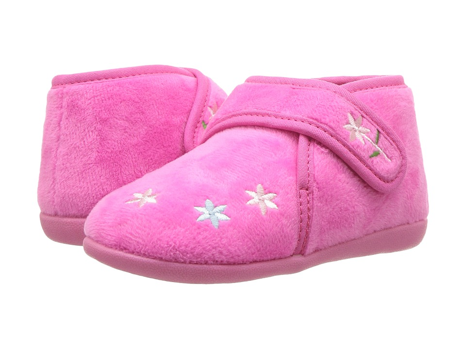 Foamtreads Kids Flora (Toddler/Little Kid) (Fuchsia) Girls Shoes